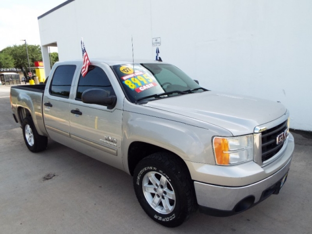 2007 GMC NEW SIERRA
