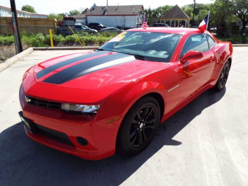 Chevrolet Camaro 2015 price $1695* DOWN