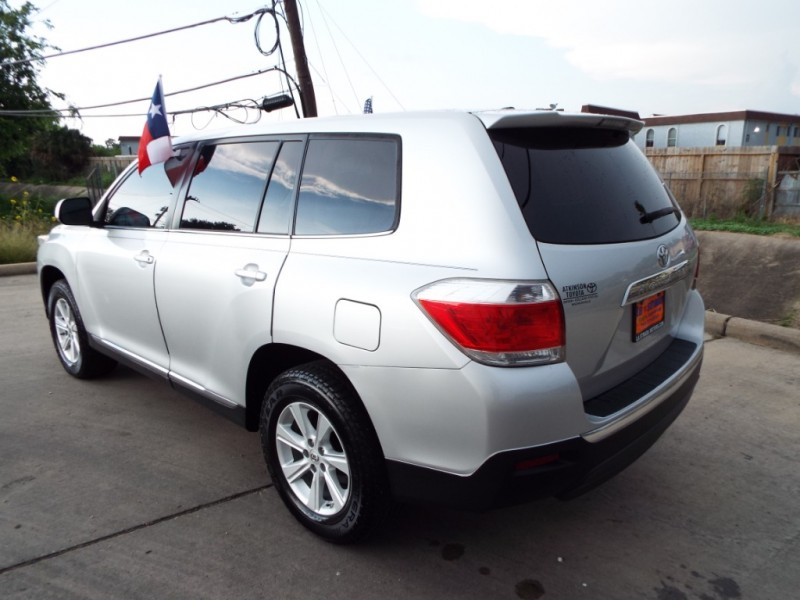 Toyota HIGHLANDER 2011 price $995* DOWN