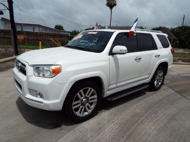 Toyota 4RUNNER 2011 price $1795* DOWN