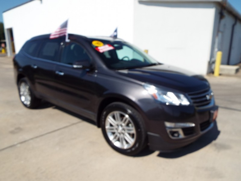Chevrolet TRAVERSE 2015 price $1495* DOWN