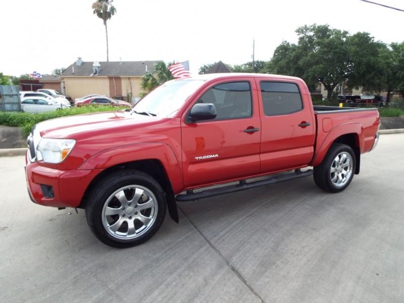 Toyota TACOMA 2015 price $2995* DOWN
