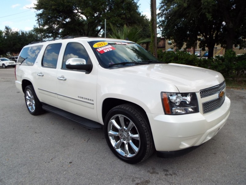 Chevrolet SUBURBAN 2012 price $2495* DOWN