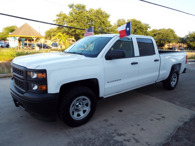 Chevrolet SILVERADO 1500 2015 price $2195* DOWN