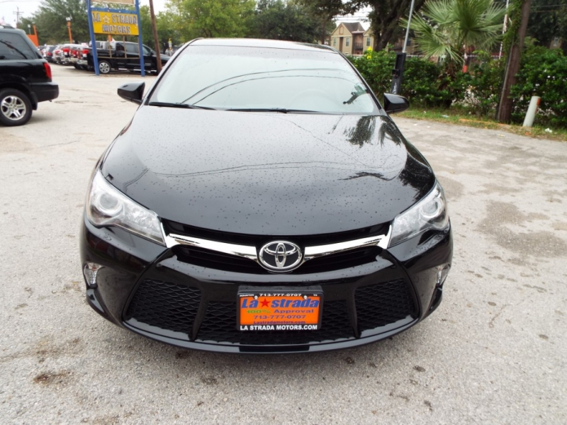 Toyota CAMRY 2017 price $2495* DOWN