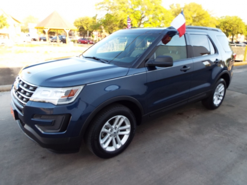 Ford Explorer 2017 price $2195* DOWN