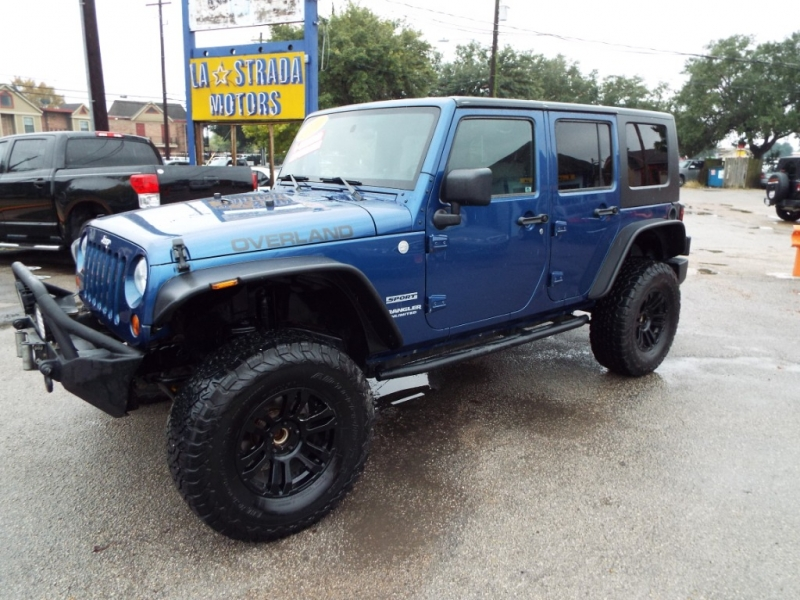 Jeep WRANGLER UNLIMI 2010 price $1895* DOWN