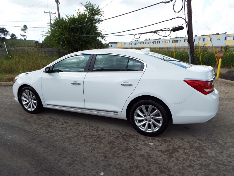Buick LaCrosse 2015 price $995* DOWN