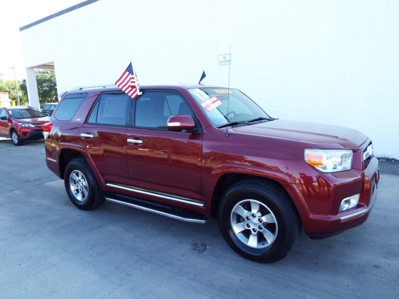 Toyota 4Runner 2012 price $2295* DOWN