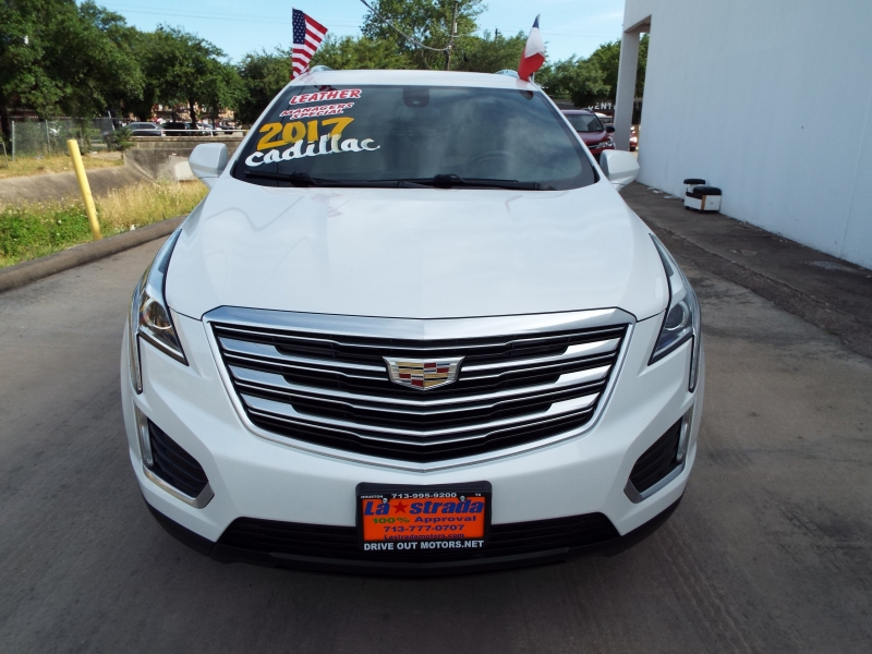 Cadillac XT5 2017 price $3495* DOWN