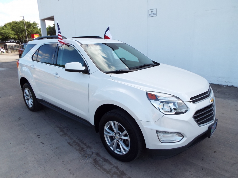 Chevrolet EQUINOX 2016 price $1395* DOWN