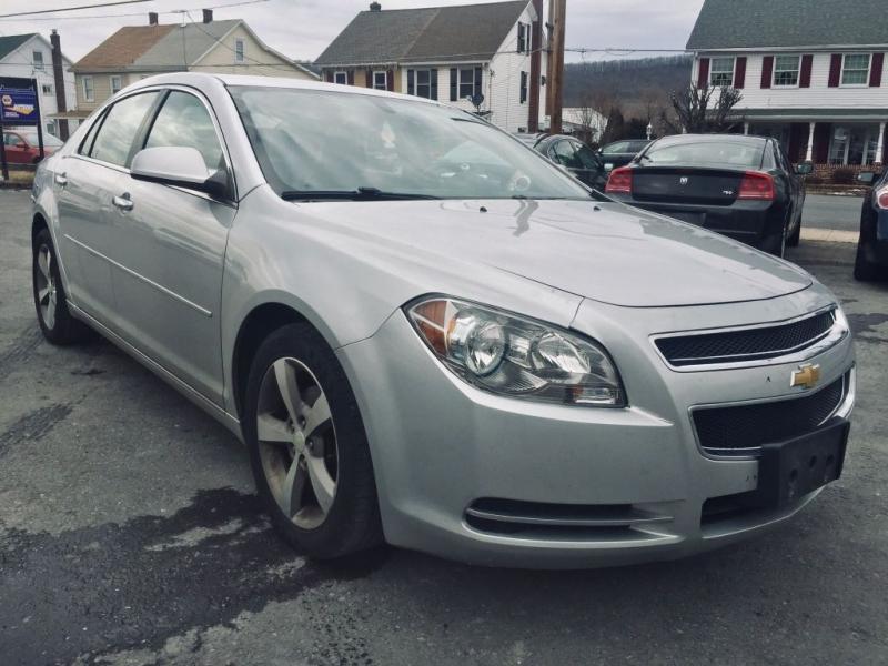 Chevrolet MALIBU 2012 price $2,100 Down
