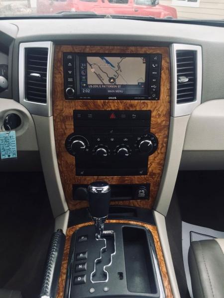 Jeep GRAND CHEROKEE 2008 price $3,800 Down