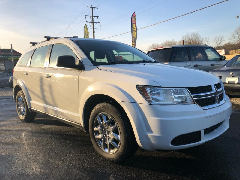Dodge Journey 2016 price $7,000