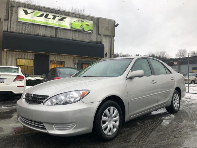 Toyota Camry 2005 price $1,995