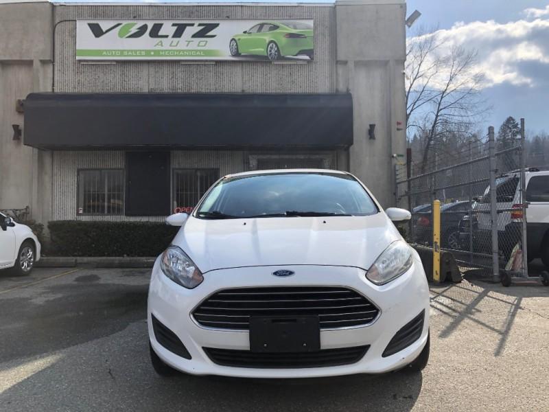 Ford Fiesta 2014 price $5,895