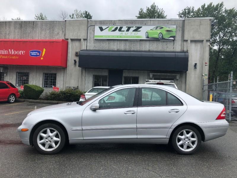 Mercedes-Benz C-Class 2001 price $3,995