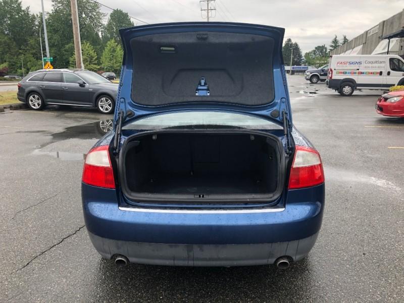 Audi A4 2004 price $0