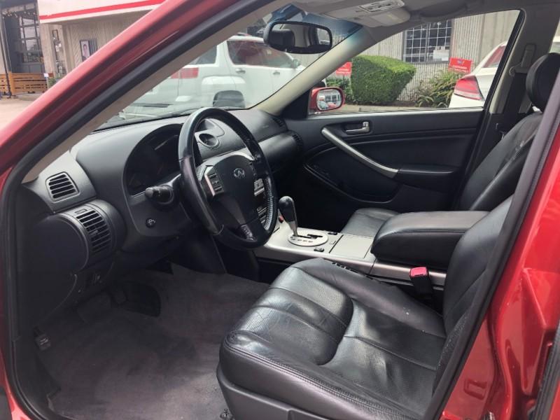 Infiniti G35 Sedan 2004 price $4,195