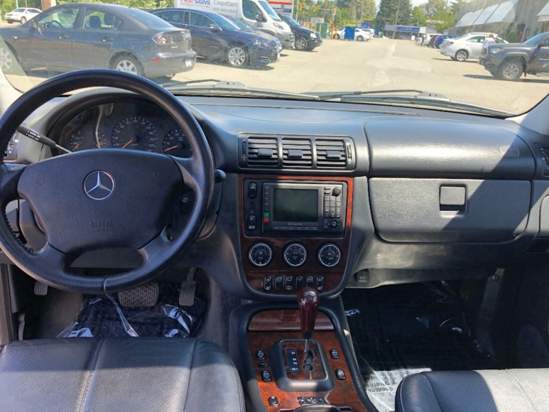 Mercedes-Benz M-Class 2002 price $3,295