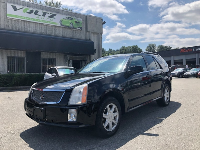 Cadillac SRX 2004 price $3,695