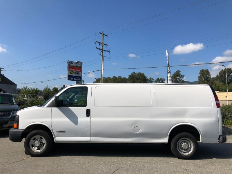 Chevrolet Express Cargo Van 2006 price $4,195