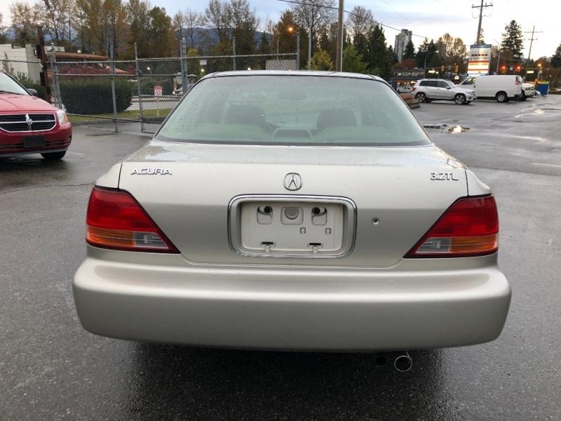 Acura TL Series 1996 price $1,595