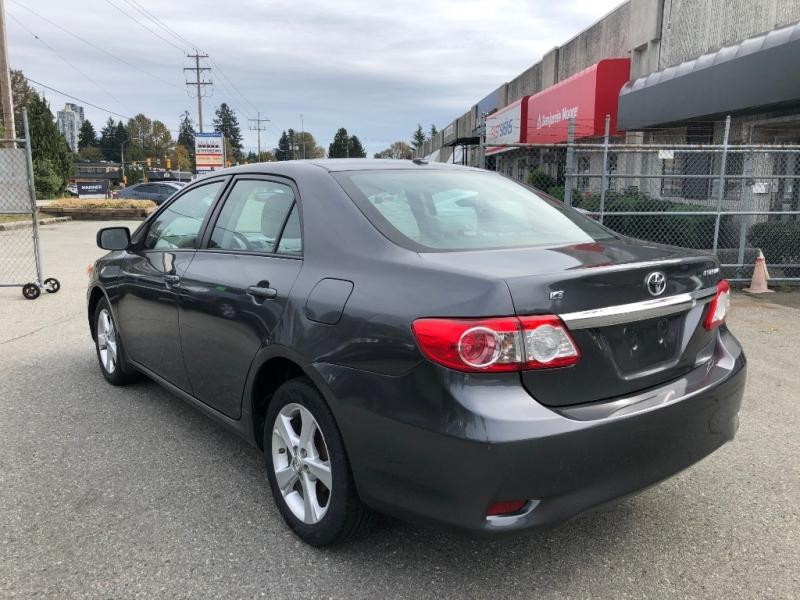 Toyota Corolla 2011 price $4,395