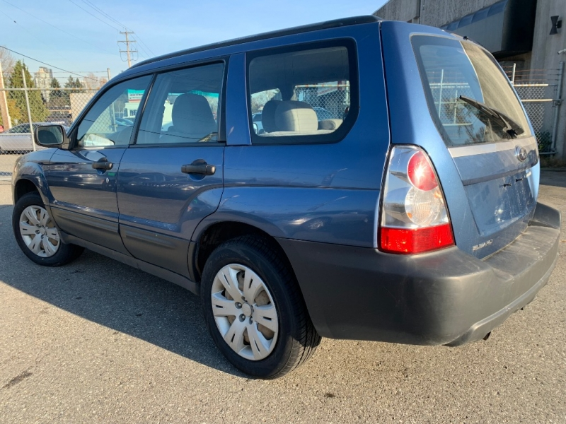 Subaru Forester 2008 price $2,895