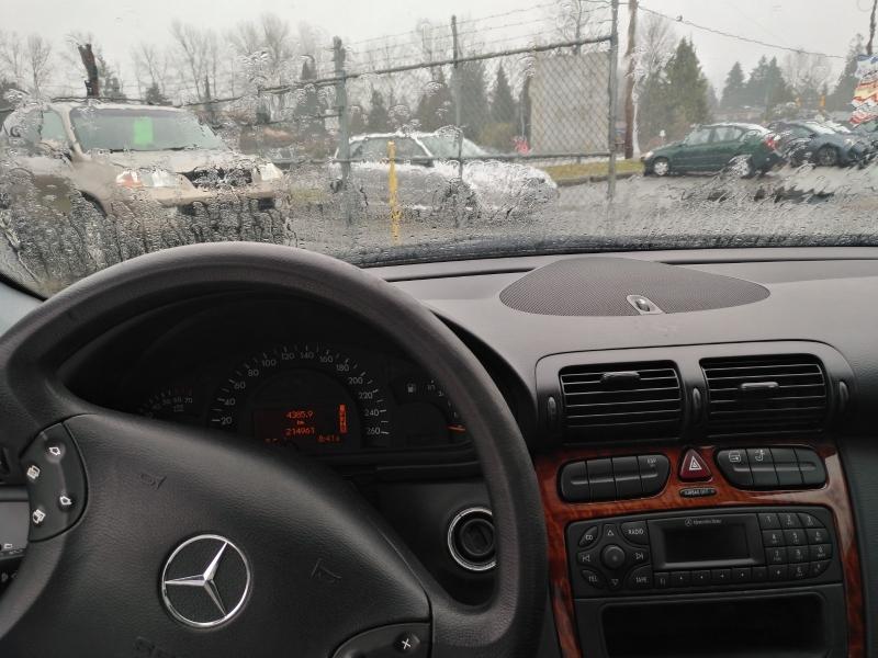 Mercedes-Benz C-Class 2002 price $2,495