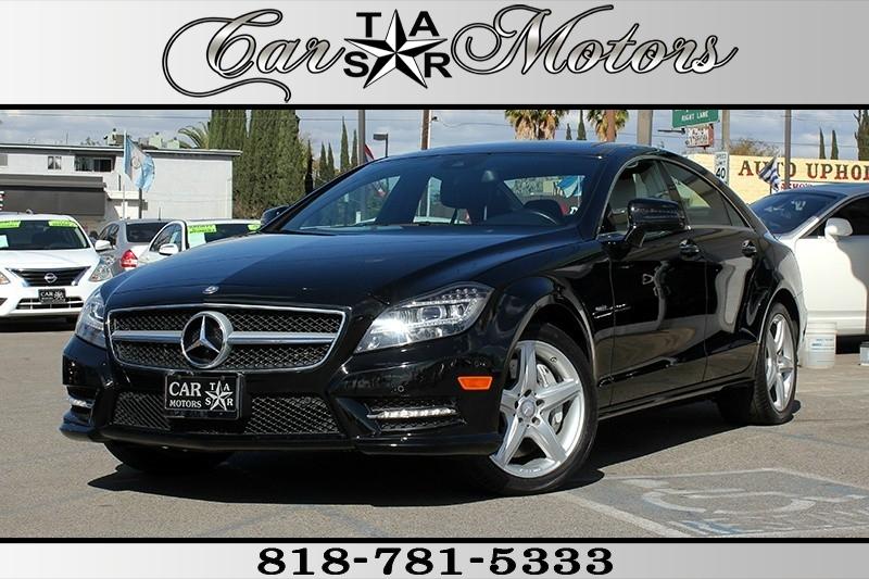 2012 Mercedes-Benz CLS550 4dr Sdn CLS 550 RWD