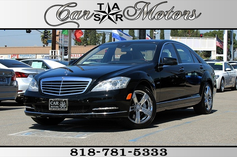 2012 Mercedes-Benz S550 4dr Sdn S 550 RWD