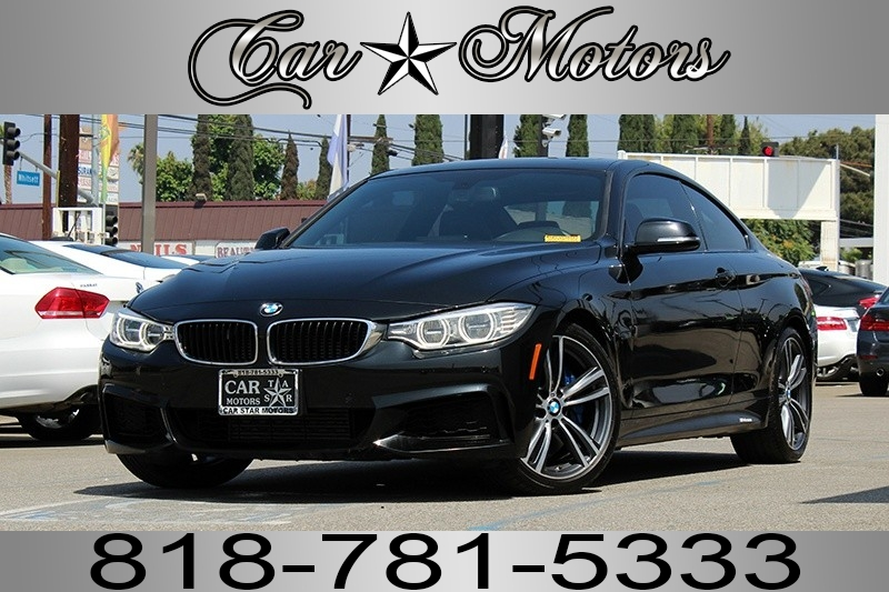 2015 BMW 4 Series 435i Coupe  435i RWD
