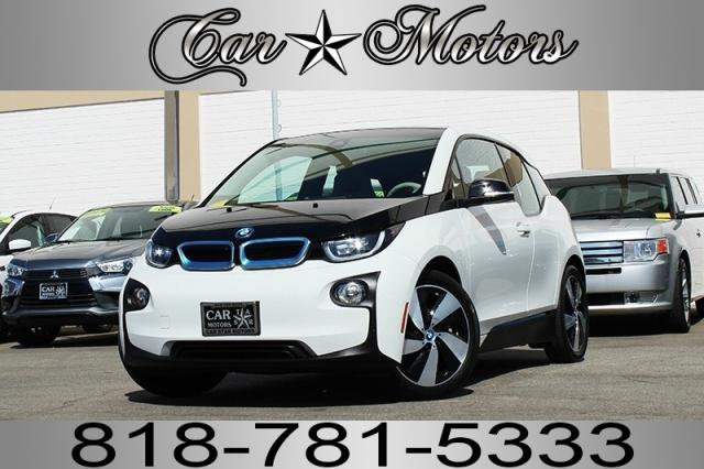 2015 BMW i3 Giga World