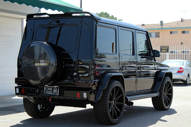 2015 Mercedes-Benz G550 4MATIC 4dr G 550