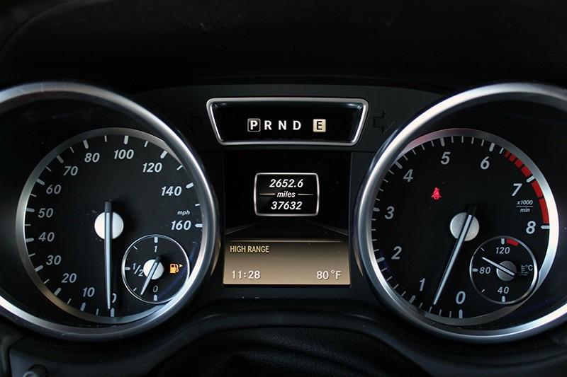 2015 Mercedes-Benz G550 4MATIC 4dr G 550