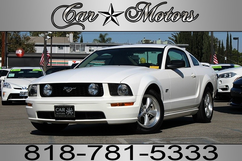 2008 Ford Mustang GT Deluxe  GT