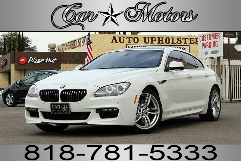 2013 BMW 6 Series 640i Gran Coupe  640i Gran Coupe