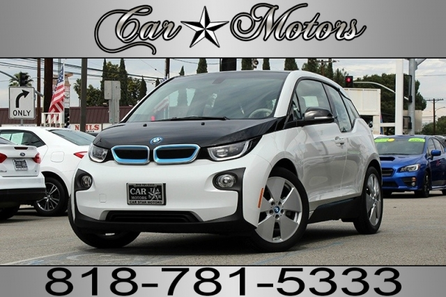 2015 BMW i3 MEGA