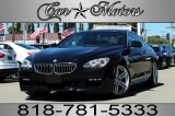 BMW 6 Series 640i Coupe 2012