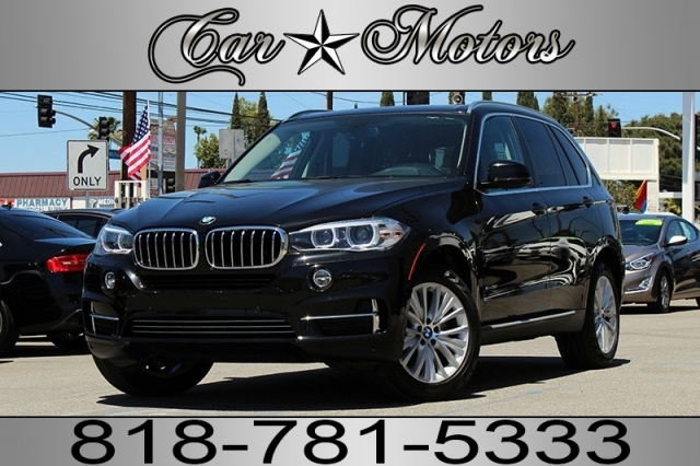 2016 BMW X5 xDrive 35i AWD