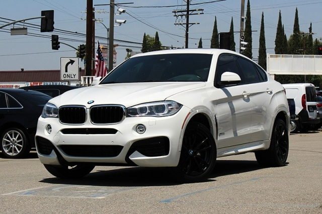 2016 BMW X6 xDrive 35i AWD