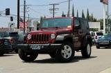 Jeep Wrangler X 4WD 2009