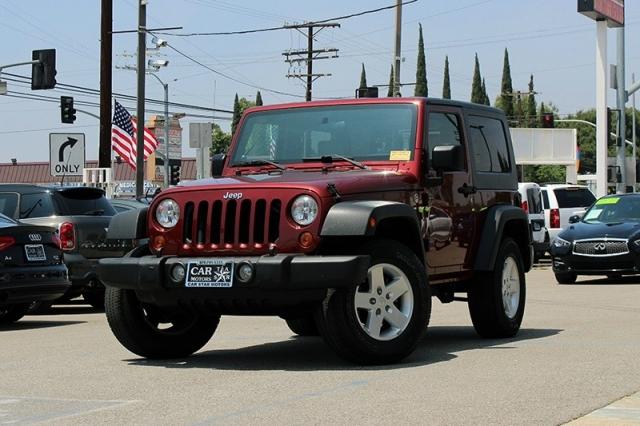 2009 Jeep Wrangler X 4WD