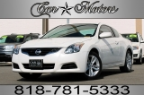 Nissan Altima 2.5S Coupe 2012