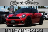 Mini Cooper Coupe JCW 2013