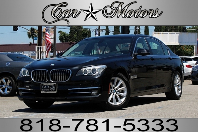 2013 BMW 7-series 740Li xDrive AWD