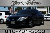 Honda Accord V6 Touring 2013