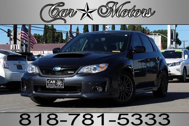 2013 Subaru Impreza Wagon WRX Limited