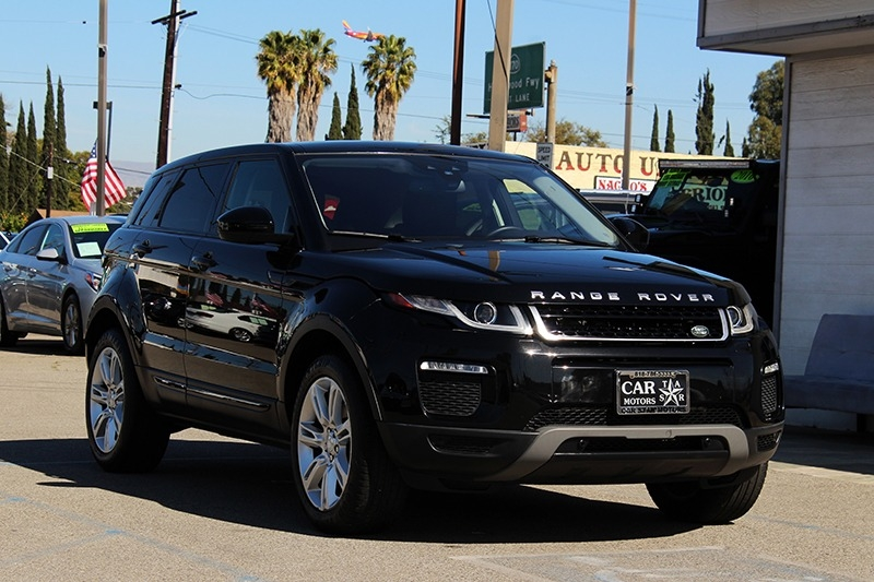 Land Rover Range Rover Evoque 2016 price $26,498